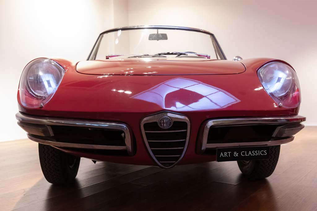 ALFA ROMEO Duetto Spider foto 1 Art & Classics | Art and classics