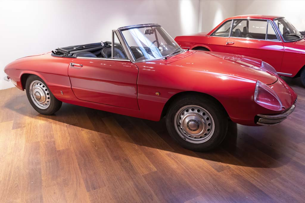 ALFA ROMEO Duetto Spider foto 4 Art & Classics | Art and classics