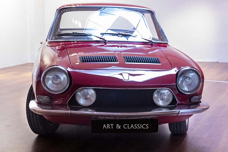 SIMCA 1200 S 1967 foto 1 Art & Classics | Art and classics